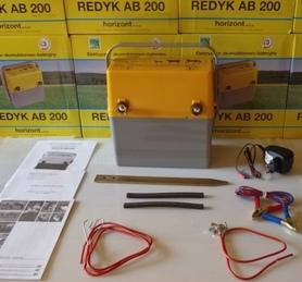 Elektryzator Redyk AB200 + zasilacz