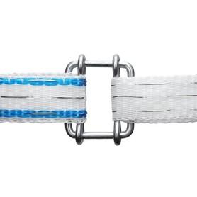 Łącznik do taśmy 20 mm  (spinka, złączka, zapinka)