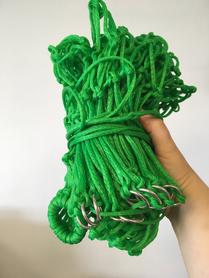 Siatka na siano zielona, Rozstaw oczek 5 x 5 cm