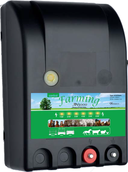 Elektryzator uniwersalny 12/230V Farming AN5000 - 5 J