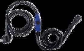 Kabel grzejny z termostatem 2 m 32W
