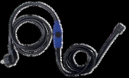 Kabel grzejny z termostatem 2 m 32W (1)