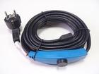 Kabel grzejny z termostatem 2 m 32W (2)