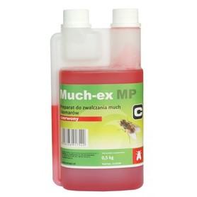 Much-ex MP czerwony 0,5 kg dla Bydła na muchy, gzy
