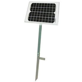 Zestaw solarny do EBS 872/M lub Eco Stop (Panel słoneczny 10W+Stojak)