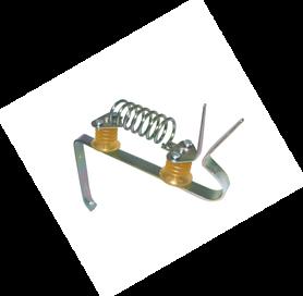 Odgromnik chroni elektryzator przed uszkodzeniami powstającymi w wyniku wyładowań atmosferycznych