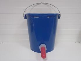 Wiadro do pojenia cieląt  Poidło 10 litrów ze smoczkiem