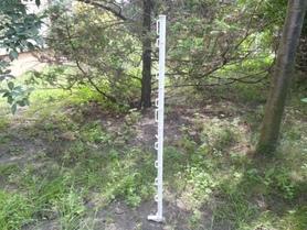 Palik, słupek do pastucha 102 cm
