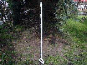 Palik, słupek do pastucha 158 cm z włóknem szklanym - 20 sztuk