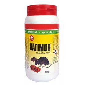 RATIMOR - granulat, 200 g