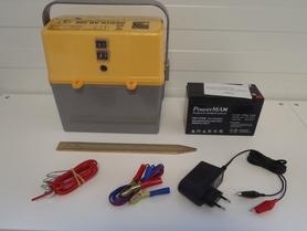 Elektryzator Redyk AB200 + akumulator + ładowarka