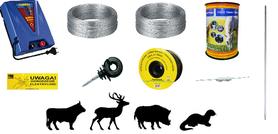 Zestaw na sarny jelenie daniele byki wydry